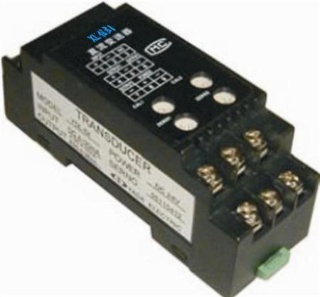 交流电压/电流信号隔离器